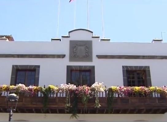 El ayuntamiento de Los Llanos de Aridane luce nueva imagen